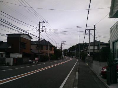 藤沢近辺の道.JPG